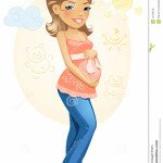 http://www.dreamstime.com/stock-photo-happy-pregnant-mom-image14758150